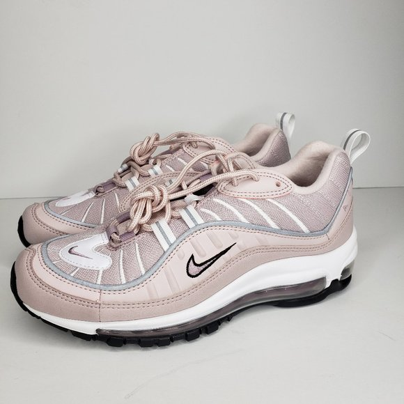 Nike Womens Air Max 98 Barely Rose Size